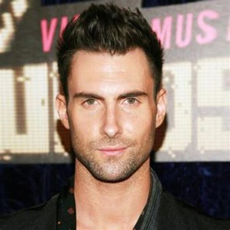 adam levine the voice short hair karine vanasse adam levine hairstyles