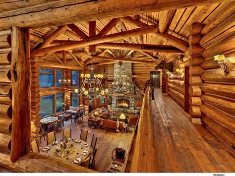 maisons en bois b 251 ches and luxe on pinterest