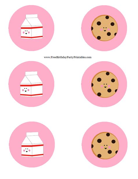cookie template purple zebra food label cards and free printable cupcake