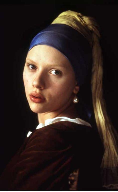 Mädchen Mit Dem Perlenohrring Bild by Das M 228 Dchen Mit Dem Perlenohrring Bild Webber