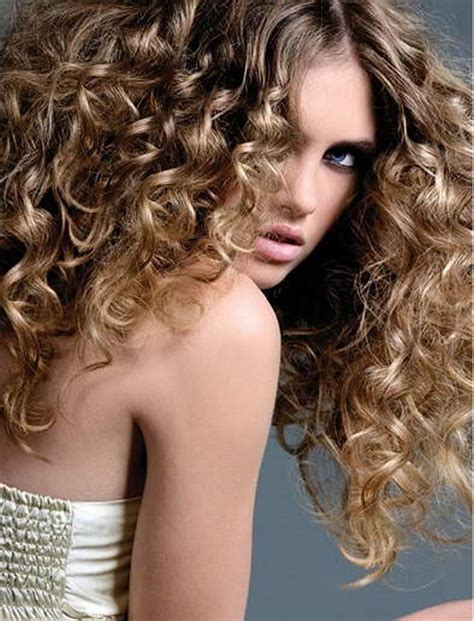 long hair perm wavey pictures 32 excellent perm hairstyles for short medium long hair