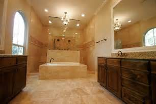 Travertine Tile Bathroom Ideas by Travertine Tile In Bathroom Bathware