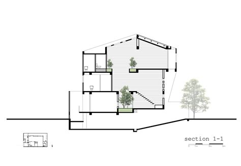 small section 2h house truong an architecture 23o5studio archdaily