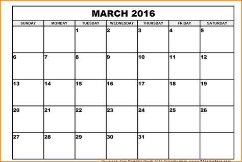 easy printable monthly calendar 2016 beautiful printable calendar for 2016 downloadtarget