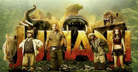 film jumanji 2017 streaming 3 clips of jumanji welcome to the jungle teaser trailer