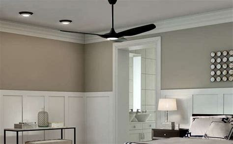 smart ceiling fan haiku home smart ceiling fan wi fi connected works with