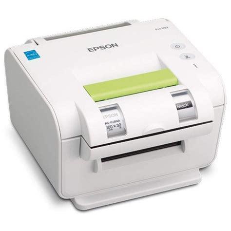 Printer Label Maker Epson Lw Pro 100 Resolusi 300dpi epson labelworks pro100 thermal direct thermal label printer