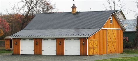 Build Small House by Pole Barns Amp Pole Buildings By Conestoga Buildings