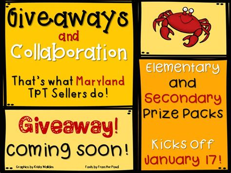 19 best images about giveaways and blog hops on pinterest - Maryland Sweepstakes