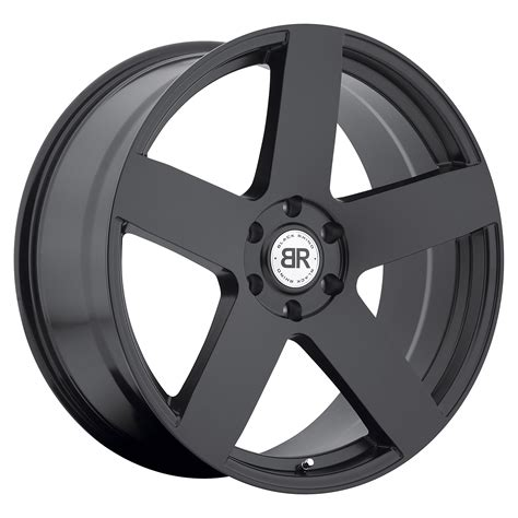 Blackout Blazer Series everest truck rims by black rhino