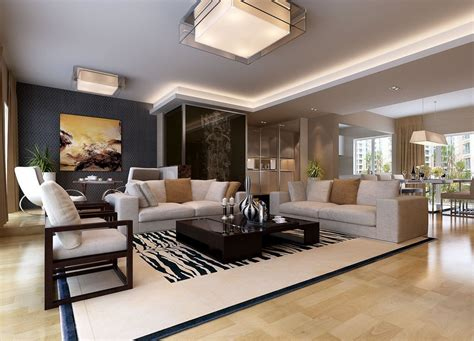 interior design for living room and dining room home decoration in mumbai home makers interior