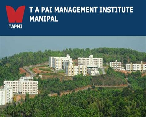 Ta For Mba Grads by Tapmi Manipal Pgdm Courses 2018 Eligibility Application