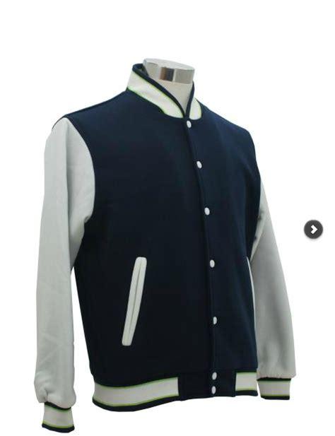 Jaket Cotton Door Polos Navy sj154 varsity jacket sm series t shirt printing