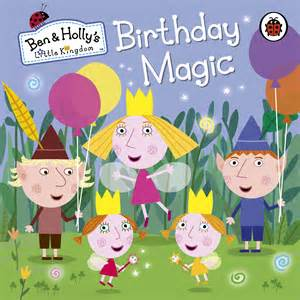 ben and holly s little kingdom birthday magic penguin