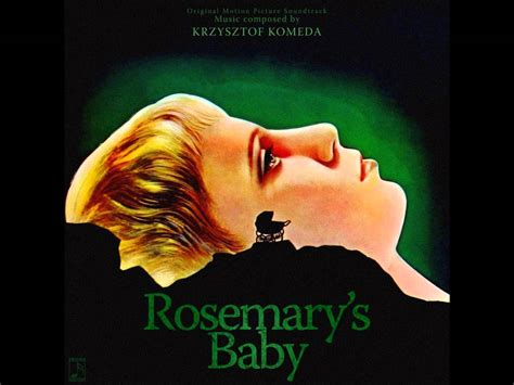 a lullaby from rosemary s baby by krzysztof komeda ost o beb 234 de rosemary rosemary s baby la semilla del