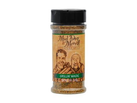 mad and merrill mad merrill s grill n magic signature seasoning
