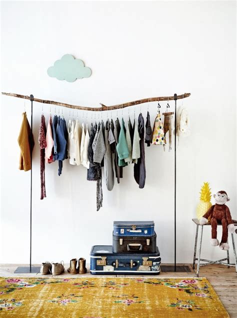 Modern Brach Clothing Rack Diy Branch Clothing Rack Style Files Bloglovin