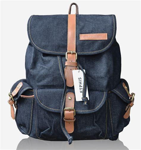 Tas Wanita Backpack Tas Wanita Branded Tas Ransel Wanita 3 In 1 3 jual tas wanita ransel backpack etphis 17 gendong branded murah keren denim verina