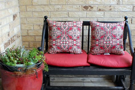 small bench for front porch front porch design ocd