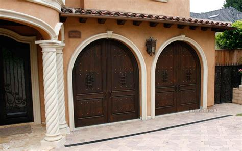 Home Interior Arch Designs by Rustic Doors Rustic Double Doors Custom Door Demejico