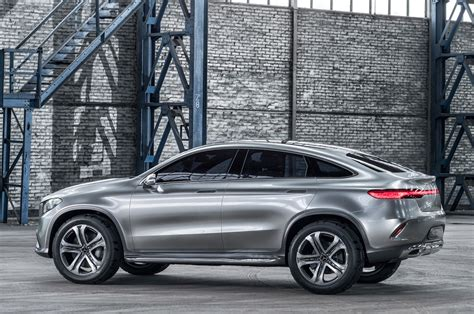 suv mercedes mercedes benz concept coupe suv first look motor trend
