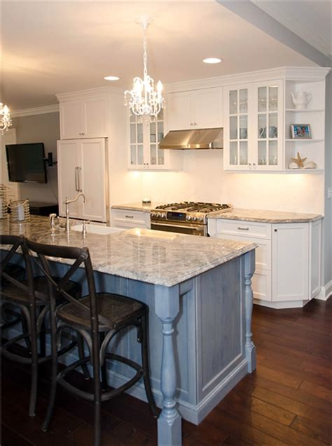 kitchen island with seats shore kitchen renovation brielle nj by design line kitchens