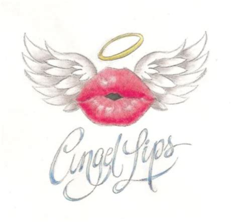 lips tattoo design lips tattoos