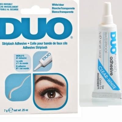 Duo Free Brush On Adhesive Tone Orange Box Eyelash Adhesive Beautyhaul Makeup Store