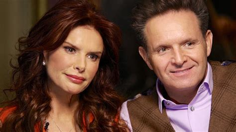mark burnett and roma downey the bible hollywood couple created the bible mini series to set