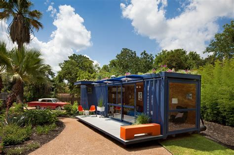 shipping container guest house shipping container guest house by jim poteet architecture design