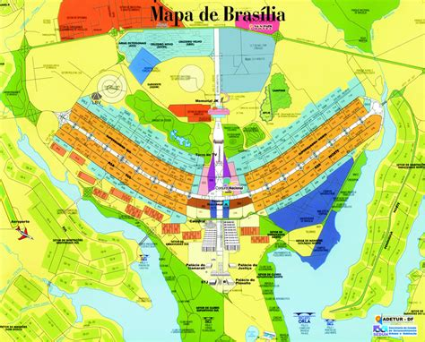 map of brasilia swatch fivb world tour 2009