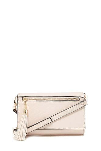 Faux Leather Tasseled Shoulder Bag 1000 images about 150 bags purses on