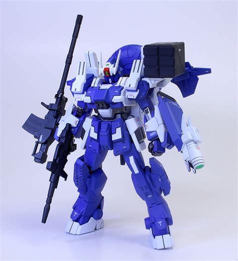 Gundam Ez Sr gundam hg 1 144 ez sr maxima painted build