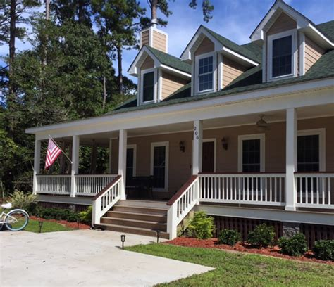 country floor plans with wrap around porches style