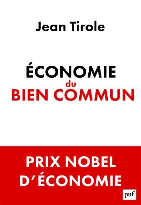 libro economie du bien commun 201 conomie du bien commun fiche diffusion dimedia