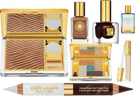 Bronze Goddess Summer 2007 Color Collection by Estee Lauder Bronze Goddess Makeup Collection For
