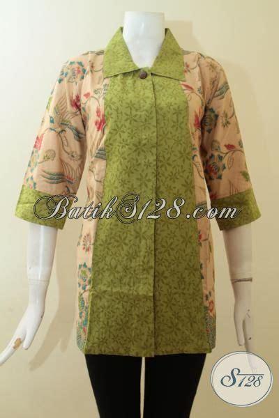 Gamis Pria Jubba Alebas Kombinasi blus batik elegan dengan motif terbaik dan model istimewa