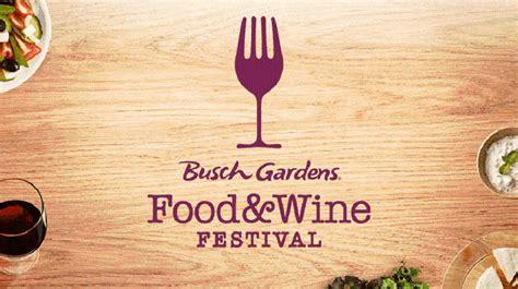 Busch Gardens Summer Pass - busch gardens to debut their own food amp wine festival in 2015