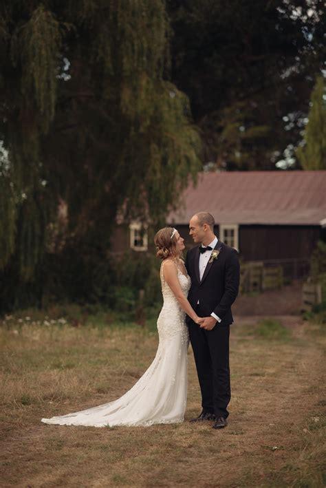 Backyard Wedding New Zealand Natassja Matt Brittenden Photographer