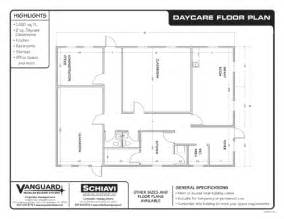 floor plan for daycare vanguard modular building systems ready to roll