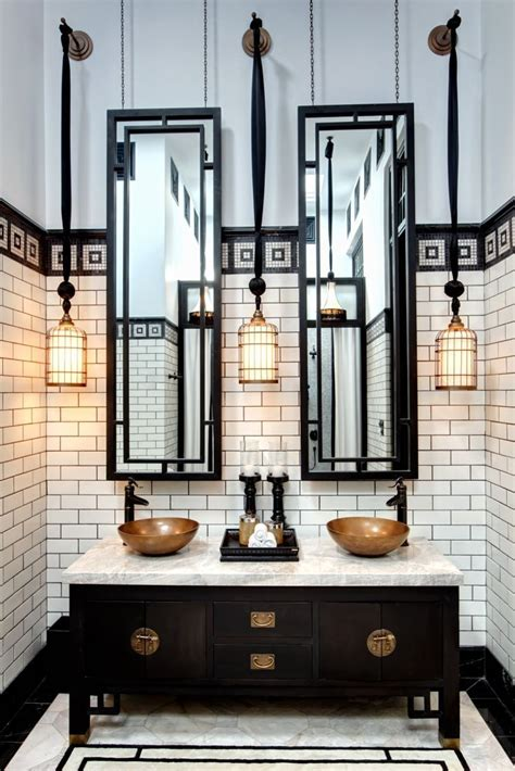 Bathroom Lanterns by 25 Ways To Decorate With Bathroom Light Fixtures Top