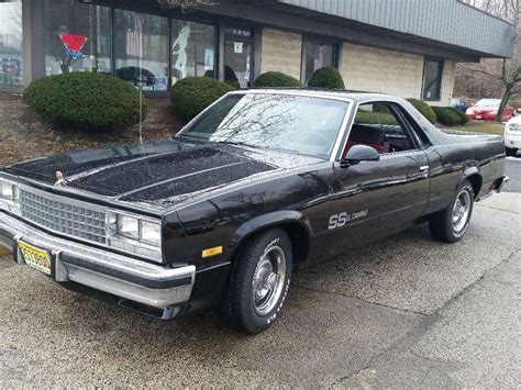 chevrolet el camino 1987 chevrolet el camino for sale 1921593 hemmings