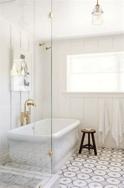 patterned tile bathroom geometric patterned tiles trending on pinterest home