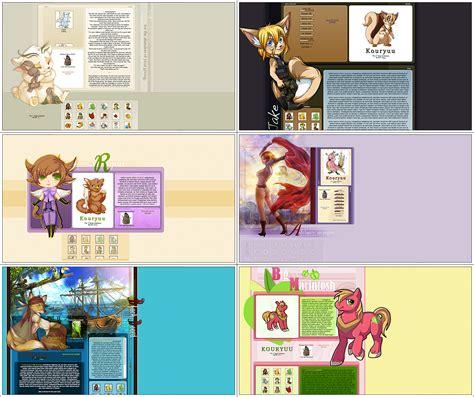 subeta pet colors subeta pet profiles no 4 by jienyi on deviantart