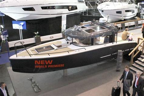 xo speedboot xo 270 motor boat yachting