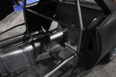 69 Camaro Interior Kit by Sema 2012 Chassisworks Explodes With Ultimate 67 69