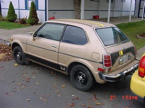 2104 Toyota Corolla 76civic1200 S 1976 Honda Civic In Corvallis Or