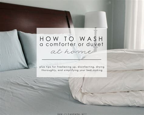 how to clean comforter how to wash a comforter or duvet at home clean mama