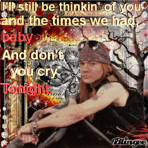 don t cry testo imagem de don t cry guns n roses 106190672 blingee