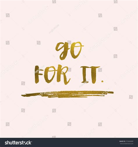 where does st go you can do it go modern stock illustration 273069089